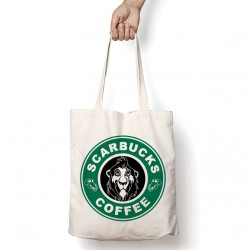 Tote Bag StarCoffee - Scar