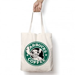 Tote Bag StarCoffee - Stitch
