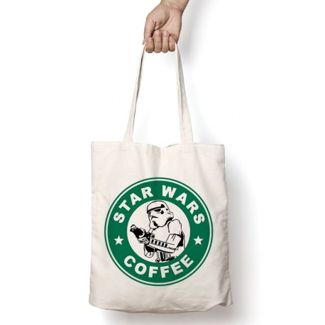 Tote Bag StarCoffee - Stormtrooper
