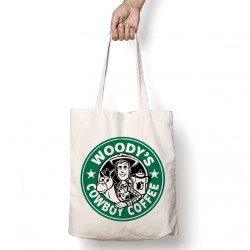 Tote Bag StarCoffee - Woody