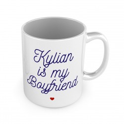 MUG Kylian is my boyfriend