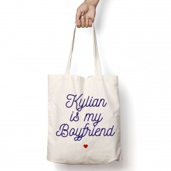 Tote Bag Kylian is my boyfriend