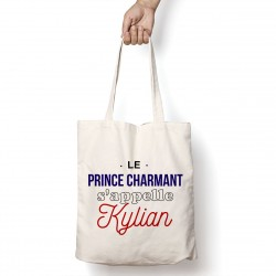 Tote Bag Le prince charmant s'appelle Kylian