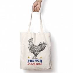 Tote Bag French Arrogance