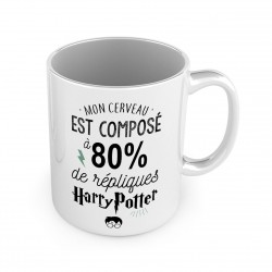 MUG 80% Harry Potter