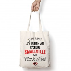 Tote Bag Lycée de Smallville