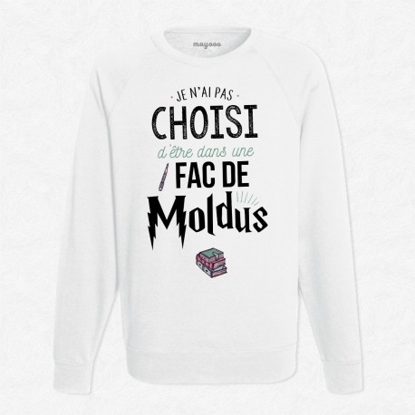 Sweat Fac de Moldus