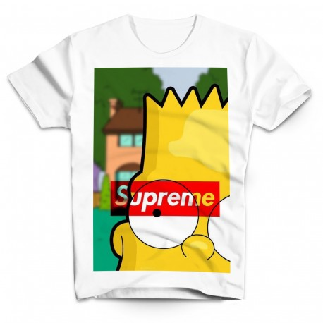 T-Shirt Bio Supreme Bart