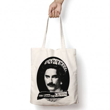 Tote Bag God save the queen