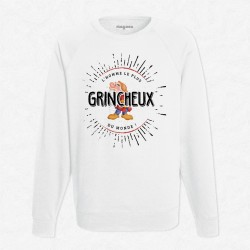 Sweat L'homme le plus grincheux