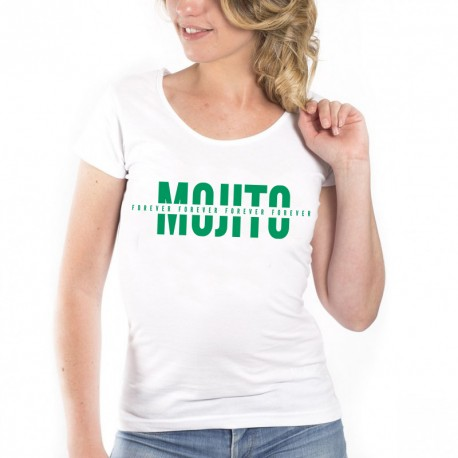 T-Shirt Mojito forever