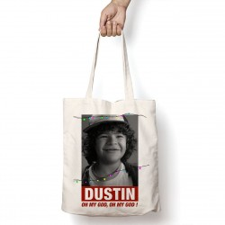 Tote Bag Dustin - OH MY GOD