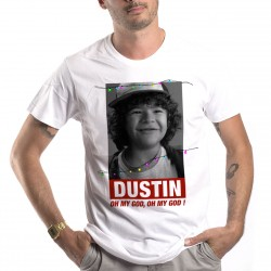 T-Shirt Dustin - OH MY GOD