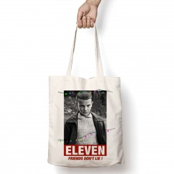 Tote Bag Eleven - Friends don't lie