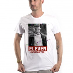 T-Shirt Eleven - Friends don't lie