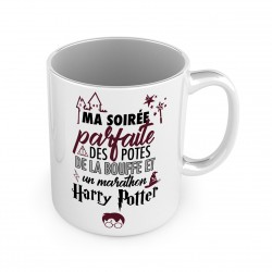 MUG Marathon Harry Potter