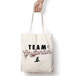 Tote Bag Team Gryffondor