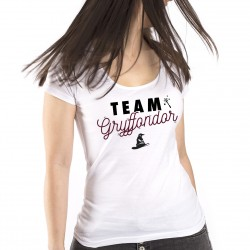 T-Shirt Team Gryffondor