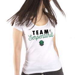 T-Shirt Team serpentard