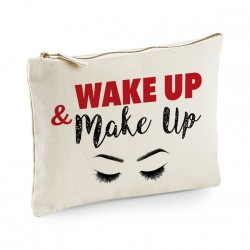 Pochette Wake up & Make Up