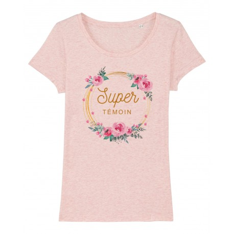 T-Shirt Super témoin