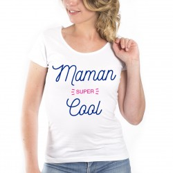 T-Shirt Maman super cool
